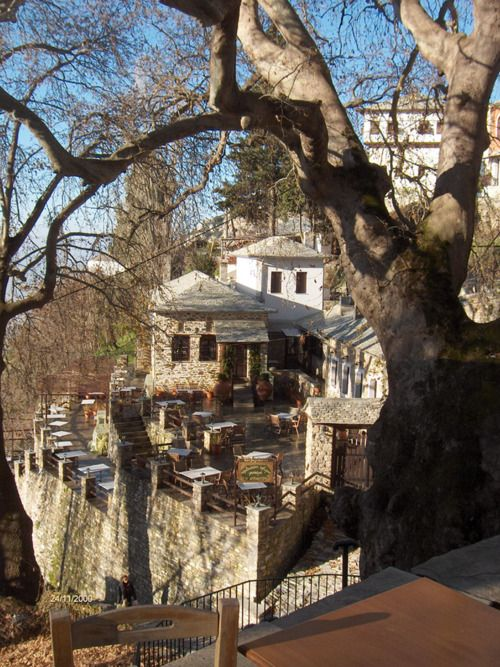 Makrynitsa village ~ Pelion mountain