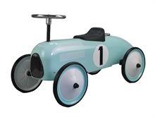 Gå Bil i metal -  Petroleumsfarve