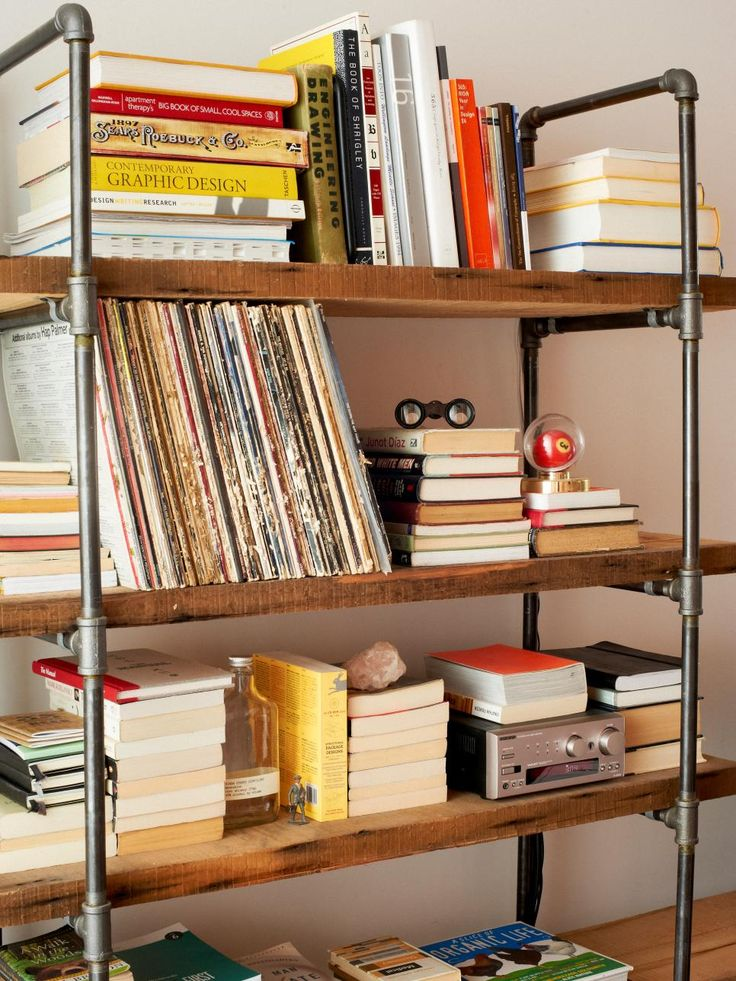 8 Best Librerie Images On Pinterest Bookcases Pallet
