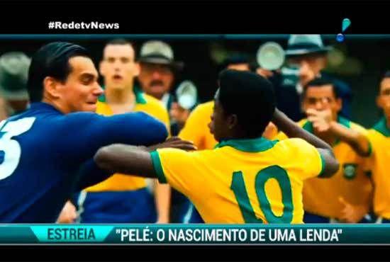 Nå kommer filmen om Pelé