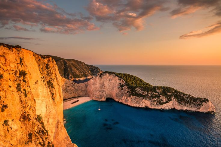 Zante, famous for its cultural character is an ideal wedding destination for those who love Greek culture.