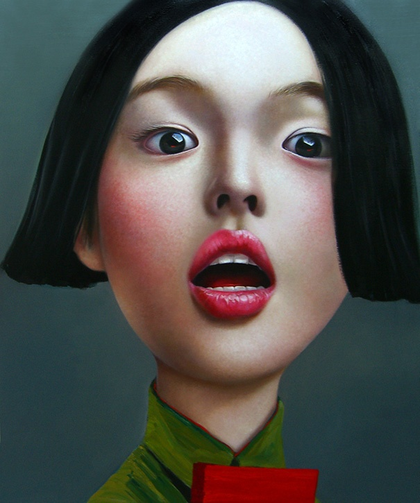 As China continues to expose its culture to the world, artists such as Ling Jian undertake a pivotal role in providing commentary regarding contemporary Chinese culture through their own intimate journey of self-expression.    Read More at http://www.homemtl.com/2012/12/ling-jian-questions-human-nature/