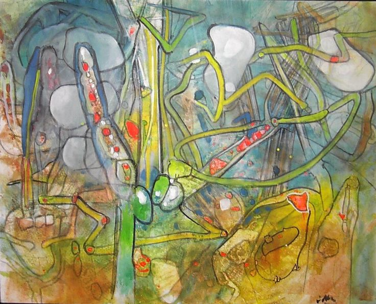 Layers of Matta! Minutes of Meditation: Irreverent way of expressing syntactic formula Roberto Matta in the Selfinity