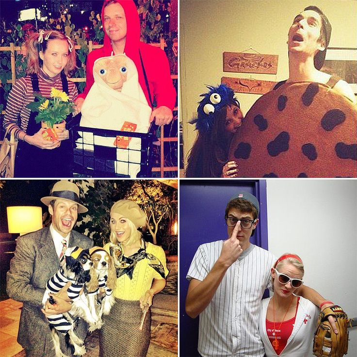Creative Halloween Decoration Ideas: 25+ Best Ideas About Clever Couple Costumes On Pinterest