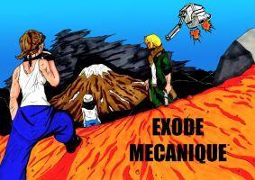 Exode-mechanique by Baubierclement
