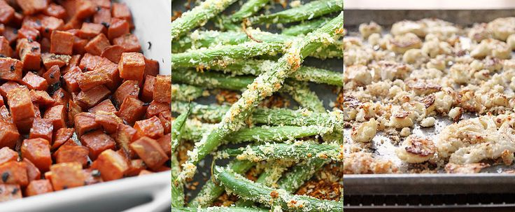 More Than 60 Easy Vegetarian Sides