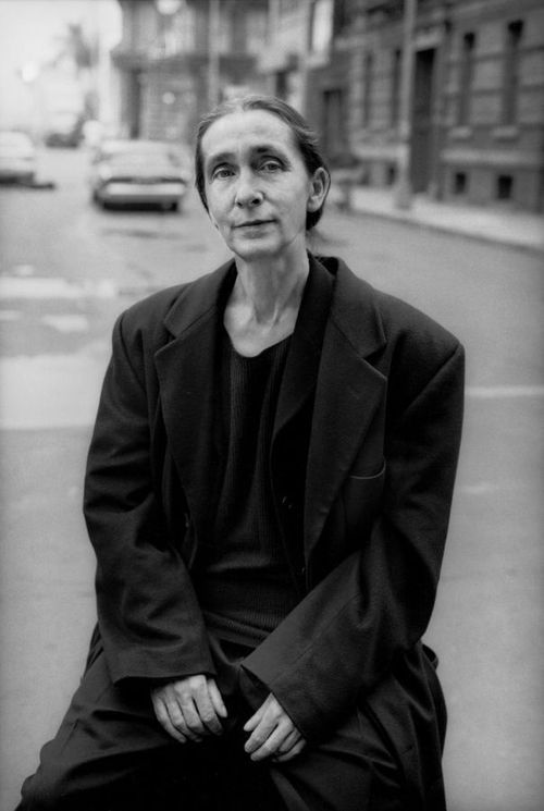 Pina Bausch - Dance, dance or we are lost.