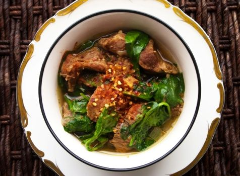 This crock-pot Lamb Curry just tastes phenomenal for Phase 2, and it works great with beef or venison, too. Check out our newsletter for the recipe.