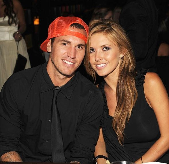 Audrina Patridge filed for divorce following a domestic violence