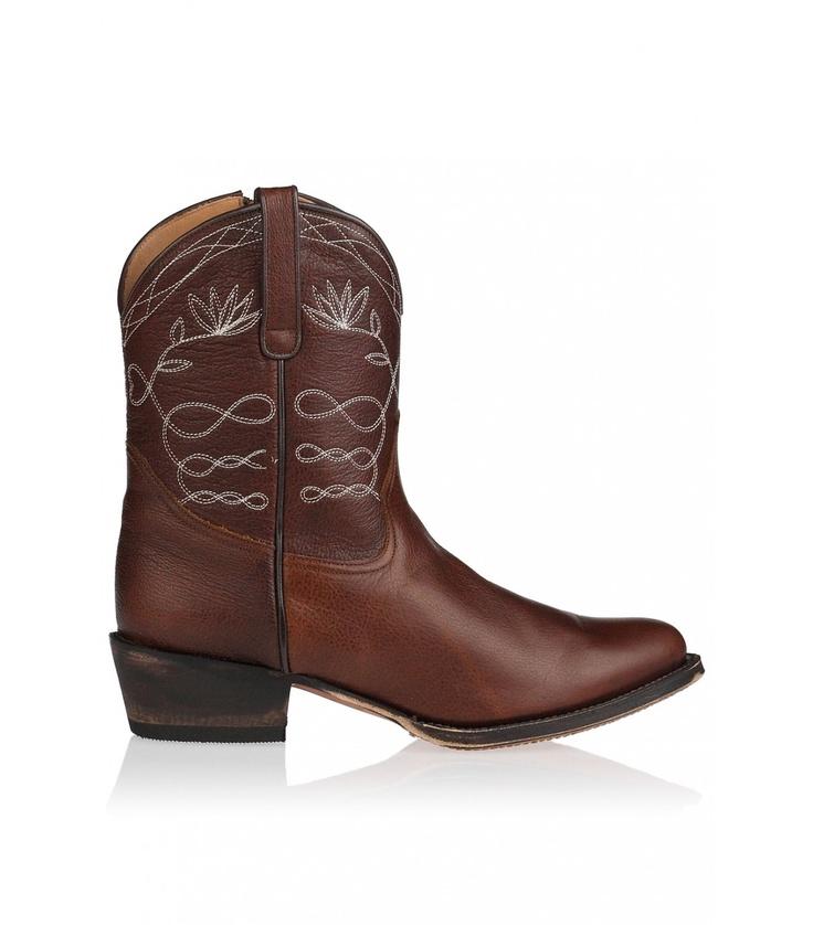 Tony Mora kort cowboy laarsje - Cowboylaarzen dames