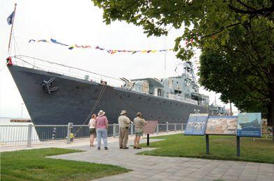 HMCS Haida National Historic Site of Canada