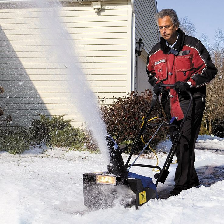 This is where a snow removal chore is inevitable. Initially, there were two ways you could go about this. One, you could perform the back-breaking job of shoveling using a snow shovel.