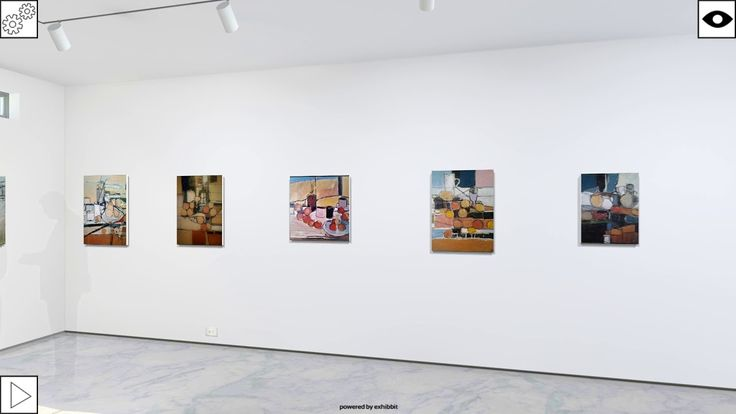 Still Life and Landscapes - by Donald Courtney -  Experience the freedom of our VR gallery exhibitions - explore each work in detail and in scale - its just a click away - https://exhibbit.com/exhibitions/