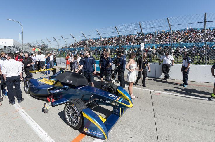 edams Renault - FIA Formula e