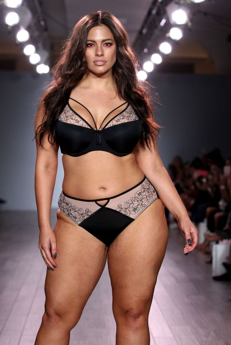 Victoria's Secret, take note: This is how you stage a body positive lingerie…