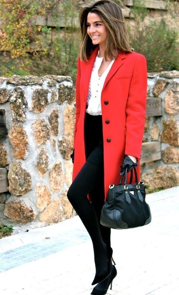 31 Fashionable Fall – Winter Coats  #fall #autumn #fashion