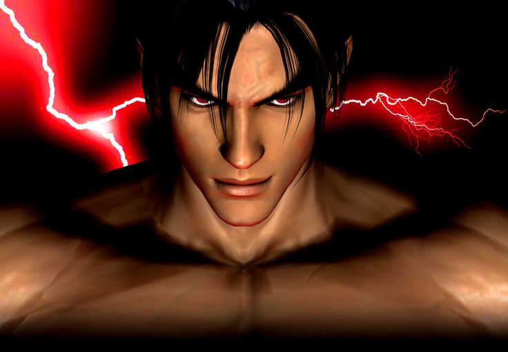 Jin Kazama - Devil Gene by ShannyYums