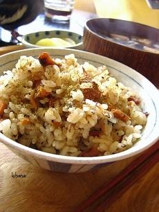 「サンマ缶の混ぜごはん」レシピ みんなの朝ごはん・朝食レシピ:朝時間.jp