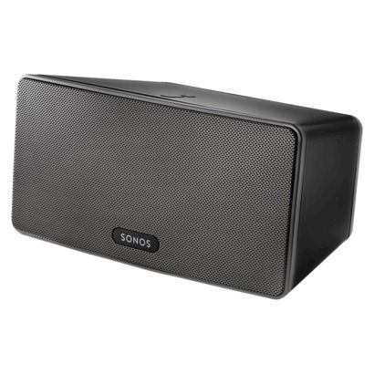 SONOS PLAY:3 Wireless HiFi System - Black Whole house sound!