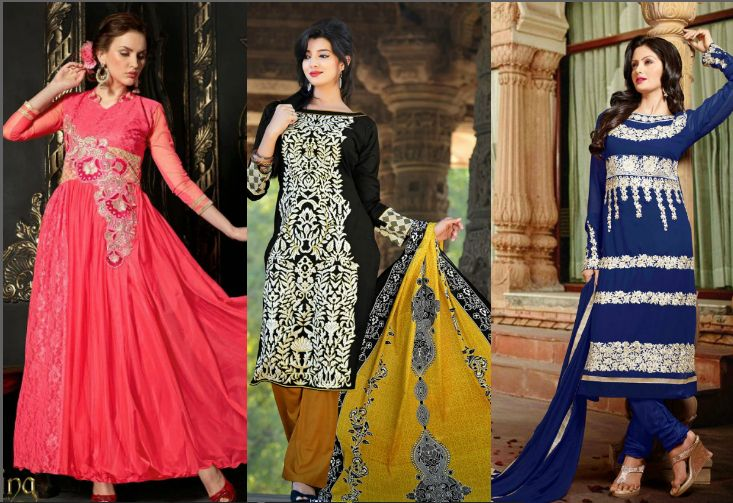 Buy #Indian #Salwar #suits #online and get traditional look... When it comes to choose fashionable suits? Visit #DaIndiaShop available best #Designer suits in #India; obviously everyone prefers to have an exclusive chosen Indian Salwar suits online. What factors to consider and what not is really essential to know - bit.ly/1Gs9rts