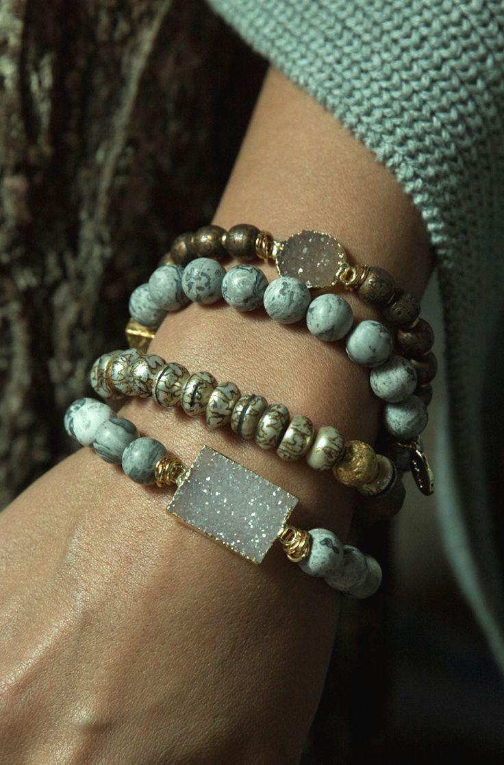 25+ best ideas about Beaded bracelets on Pinterest ...