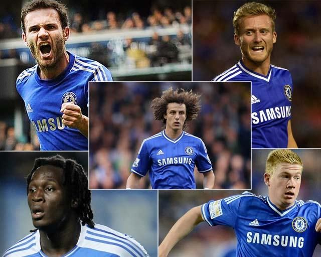 Greatest Mourinho's unwanted players. by; Theo