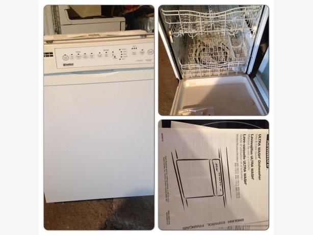 Kenmore undercounter dishwasher
