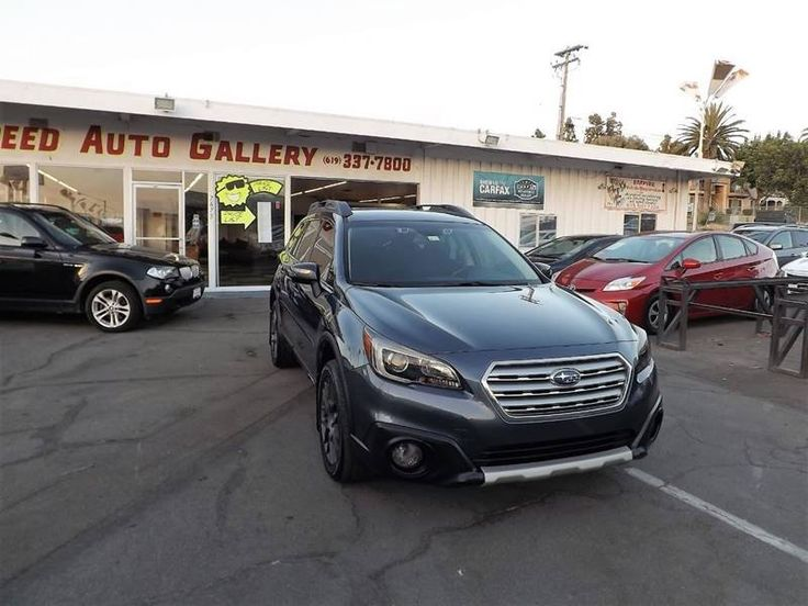 Cars for Sale: Used 2015 Subaru Outback 2.5i Premium for sale in LaMesa, CA 91941: Wagon Details - 463124252 - Autotrader