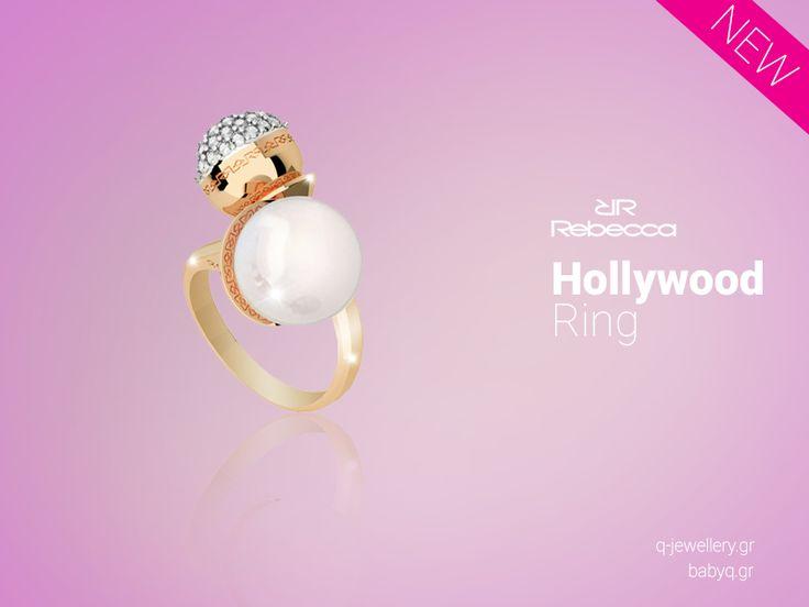 Hollywood Ring - Rebecca