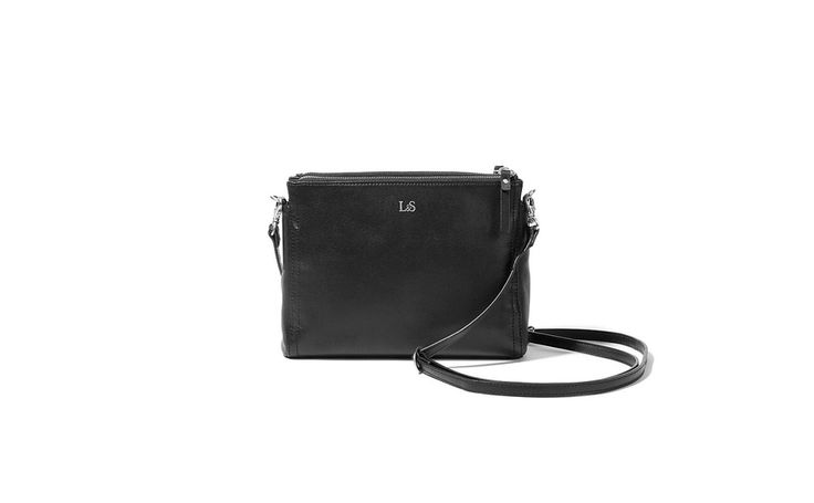 The Pearl - Leather Crossbody Bag - Lo