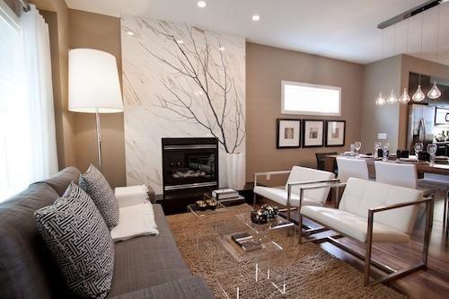 Open Plan Living Room See Colour Scheme Home Ideas Pinterest