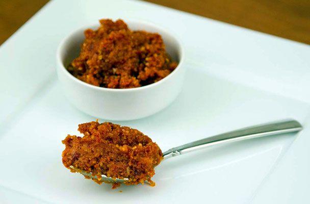 Crema di pomodori secchi - Parliamo di Cucina