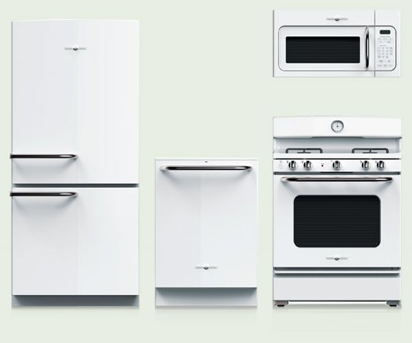 Good The GE Artistry Line Of Appliances Achieves The Unthinkable: It Makes Black  And White Cool
