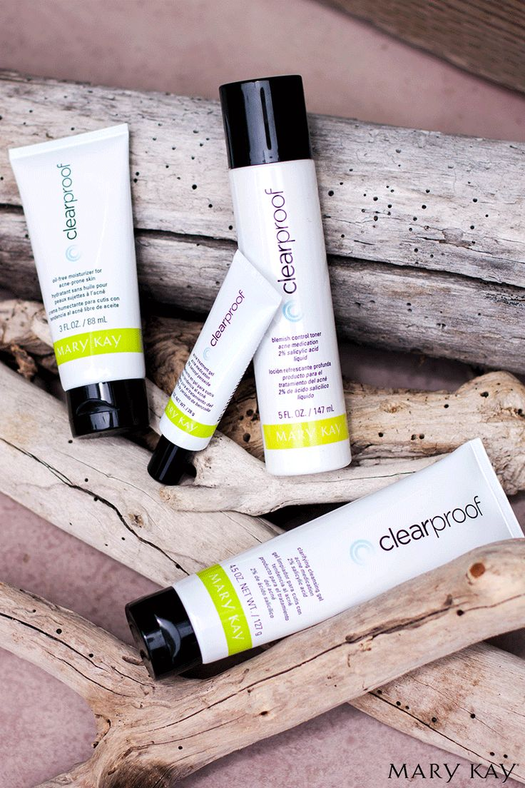 Show your best side with Mary Kay® Clear Proof® Acne System, clinically shown to provide clearer skin in just 7 days*. This four-product set unclogs pores, removes excess oil and leaves skin feeling healthier. http://marykay.com/jordan.hesse