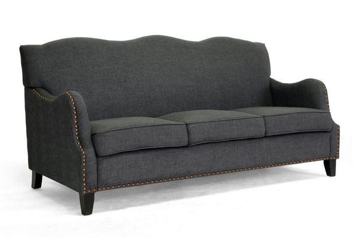 Best 25+ Dark Gray Sofa Ideas On Pinterest