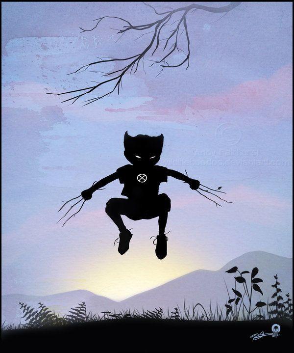 Voici une série d'illustration de l'artiste Andy Fairhurst sur l'imaginaires des enfants qui s'improvisent super-héros le temps d'un jeu, il y a beaucoup de poésie, de charme dans cette série. Look...