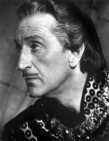 Basil Rathbone - his diction was perfect!