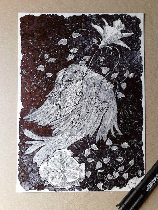 (S)Inking on Behance