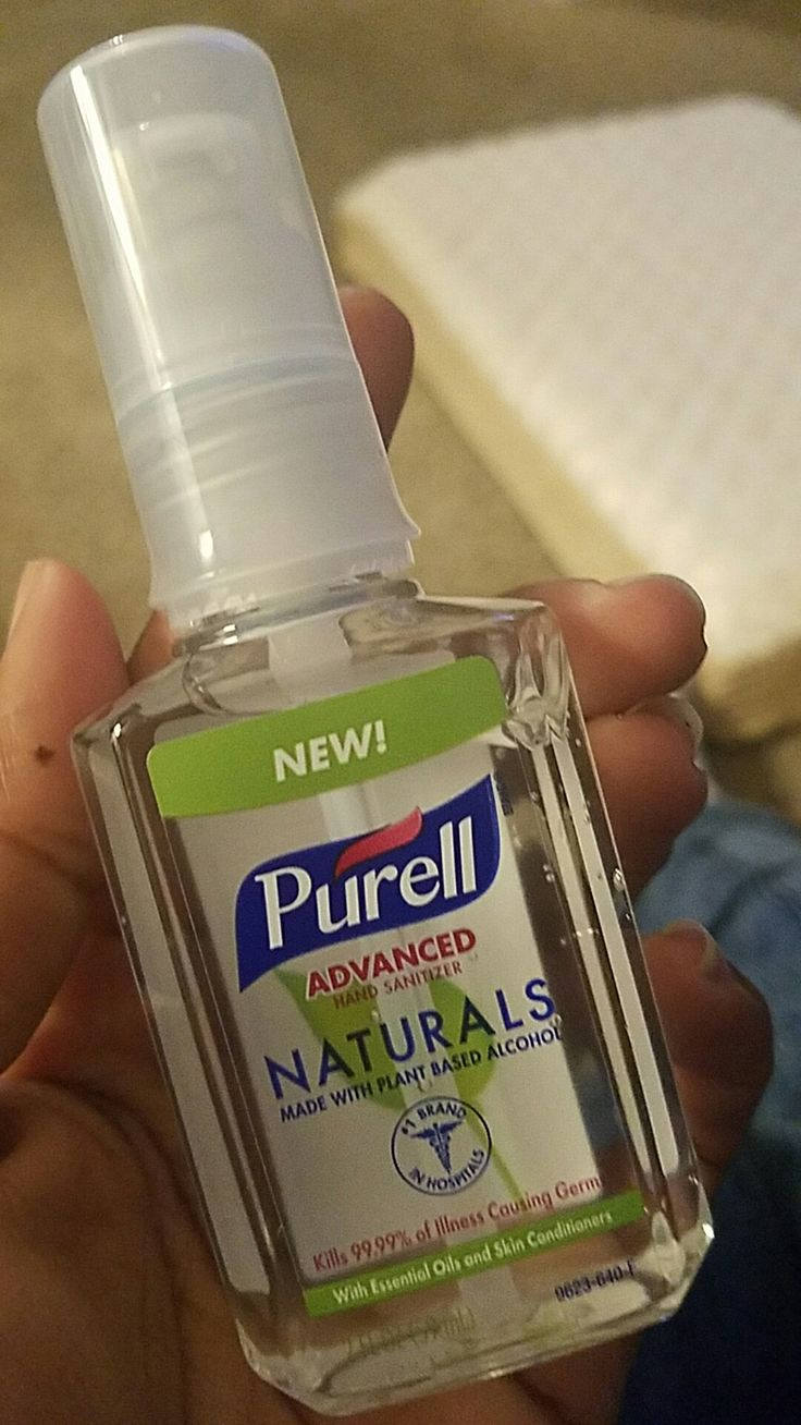Purell From My Influenster Rosy Vox Box For Free Www