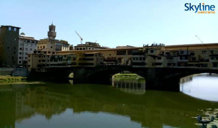 Live Webcam Florenz - Ponte Vecchio