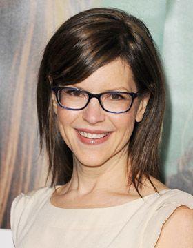 Frisur zur Brille: Lisa Loeb