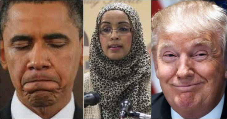 Radical Islamists Working For Obama Gov't Get NASTY Surprise From Trump