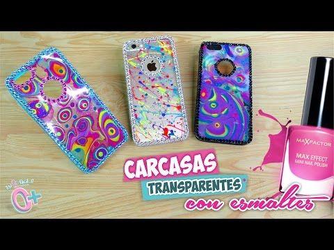 ★FUNDAS LIQUIDAS para celular | DIY Liquid Glitter iPhone Case ✔ ★Así o más fácil★ - YouTube