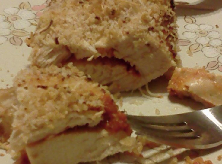 Cheater's Chicken Parmesian