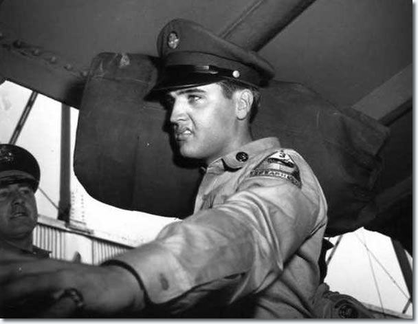 10-Elvis presley 22 September 1958 Brooklyn Army Terminal