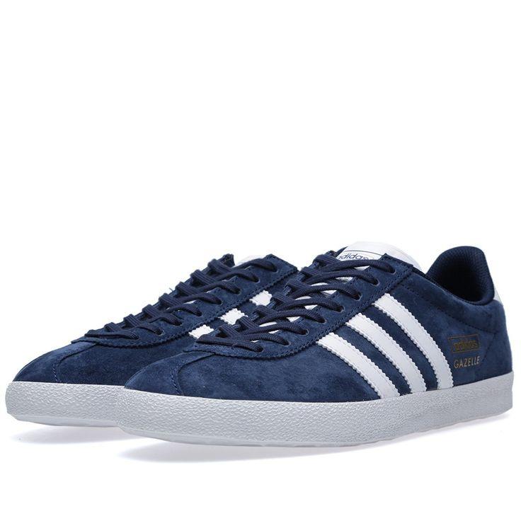 Adidas Gazelle OG (Dark Indigo \u0026 Running White) Article: Q21600 Release:  2015