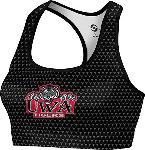 ProSphere Womens University of West Alabama Zoom Sports Bra XLarge *** Want to know more, click on the image. (This is an affiliate link) #YogaWomensClothing