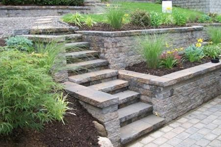 retaining wall ideas - Bing Images