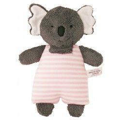 Alimrose Koala Toy Rattle - Pink