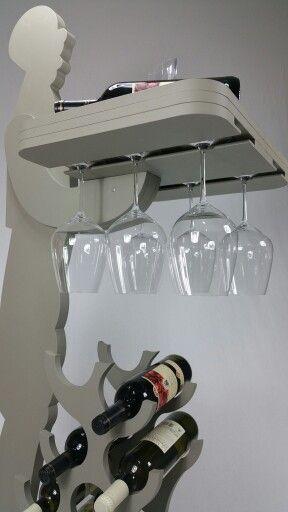 Artur è il porta bottiglie che fa la differenza! Design unico e innovativo, ma soprattutto di grande utilità.   Porta bottiglie made in Italy.  Spediamo in tutto il mondo.  #design #cool #madeinitaly #luxury #ideas #arte #unique #wine #restaurant #portabottiglie #ristorante #fashion #personalizzabile  www.arturdesign.it